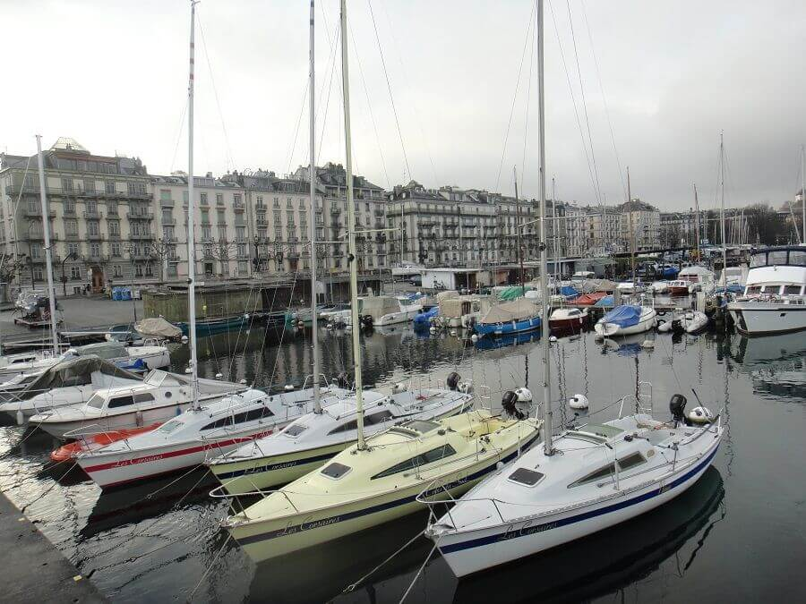 Самостоятельное путешествие Франция Шамони
