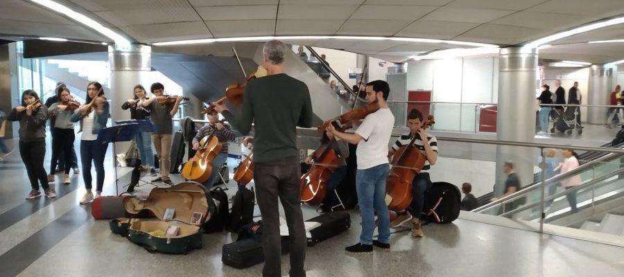 Париж музыканты