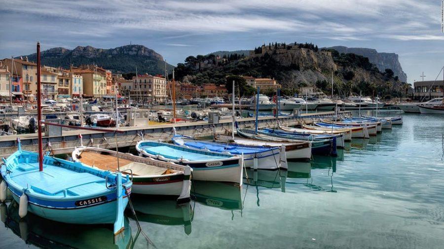 Кассис (Cassis). Море в Провансе, или Прованс на берегу моря.