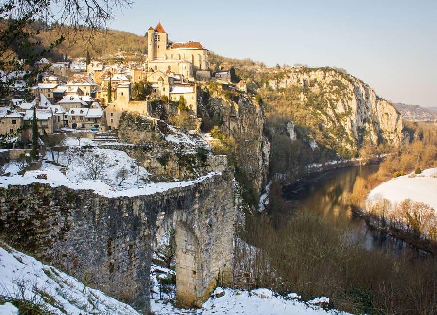 Самые любимые деревни Франции: Сен Сирк Лапопи