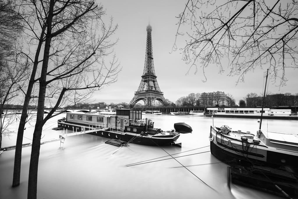 Парижские мечты. Фотограф Pierre-Louis Ferrer.