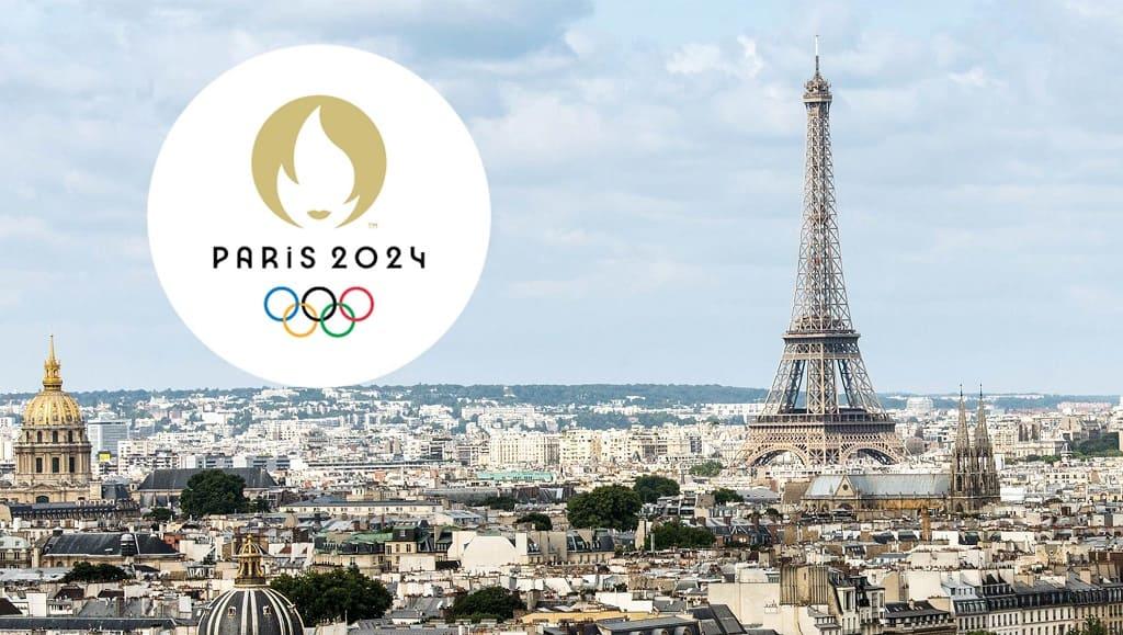Париж 2024 представил новый логотип Олимпийских и Паралимпийских игр.