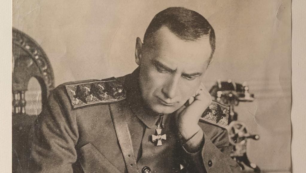 Письма адмирала Колчака и другие архивы выставят на аукцион в Париже.