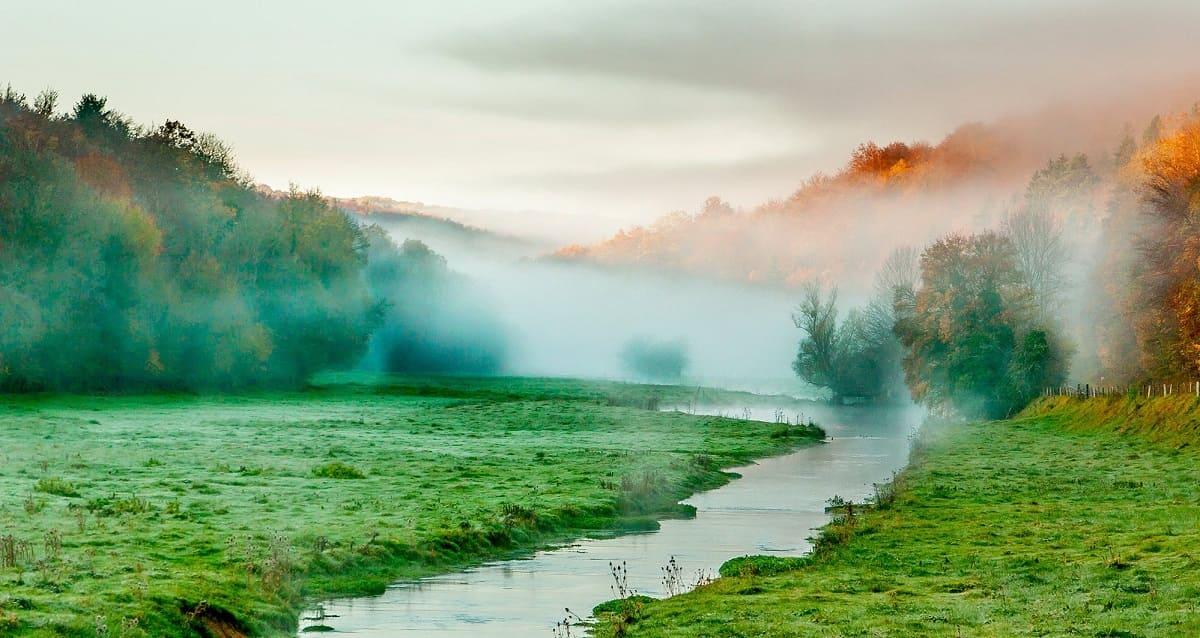 Новый национальный парк открывается во Франции.