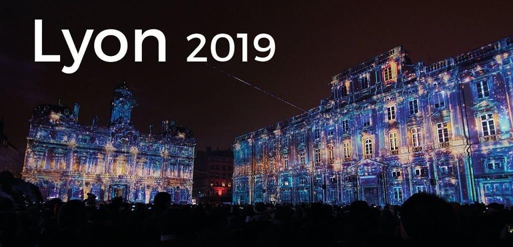 Праздник света в Лионе — 2019. На 35 площадках установлены 65 световых инсталляций.
