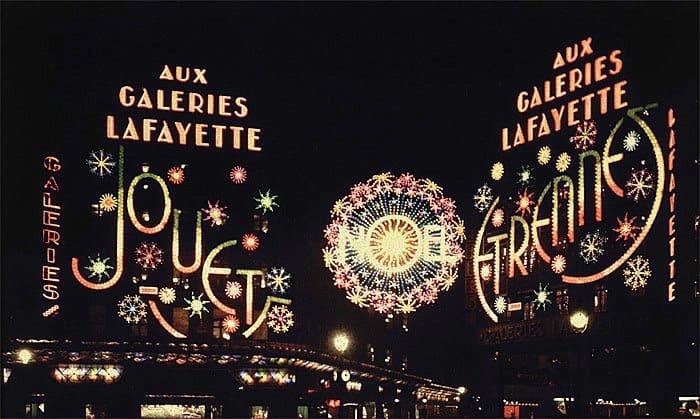 париж город света