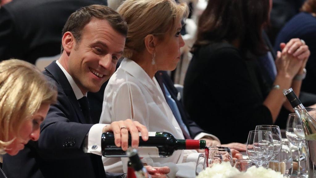 В январе французов попросят не пить. Целый месяц.