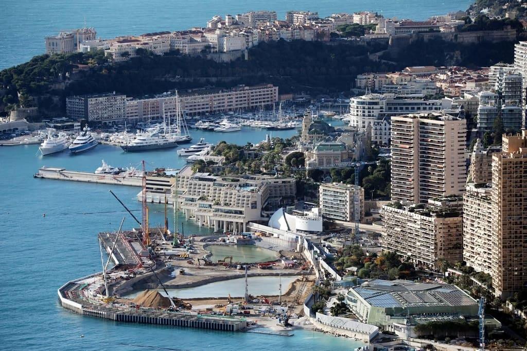 Монако станет больше
