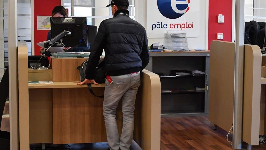 Безработица во Франции