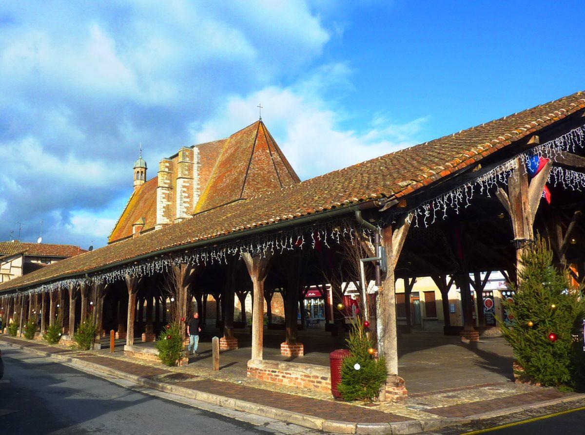крытый рынок 15 века
